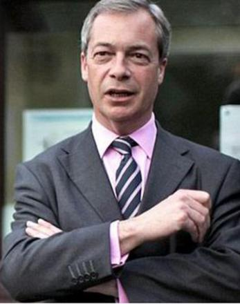 UK leader Nigel Farage has had to deal with negative publicity over the views of the party's members