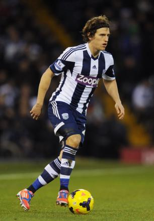 Billy Jones is out of contract at West Brom this summer. Picture: Action Images