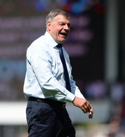 Sam Allardyce has been linked with a move for Marco Parolo: Action Images