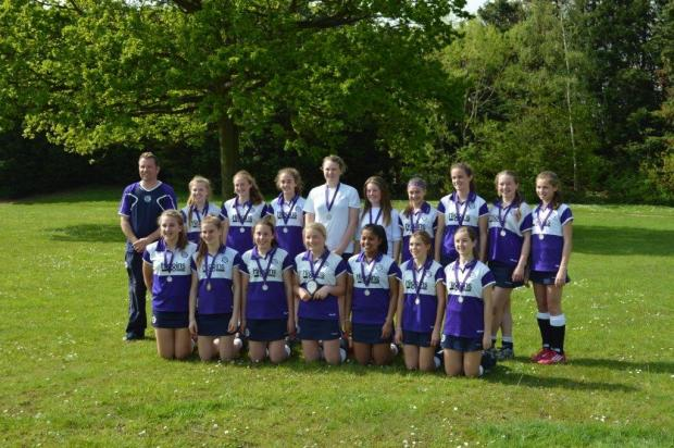 Old Loughtonians U14 Girls