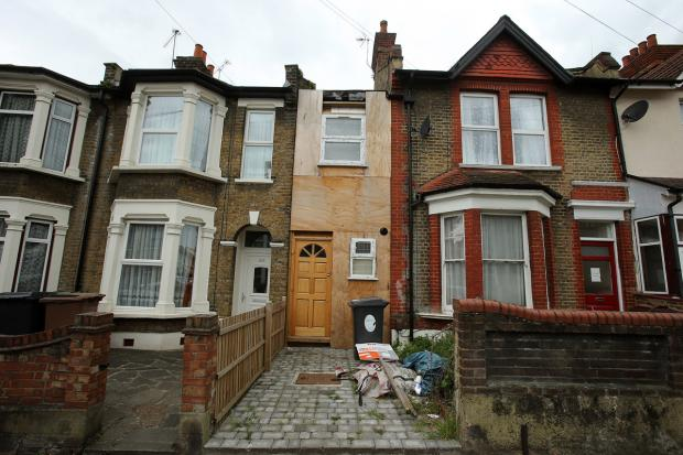 The 'narrowest house in London'