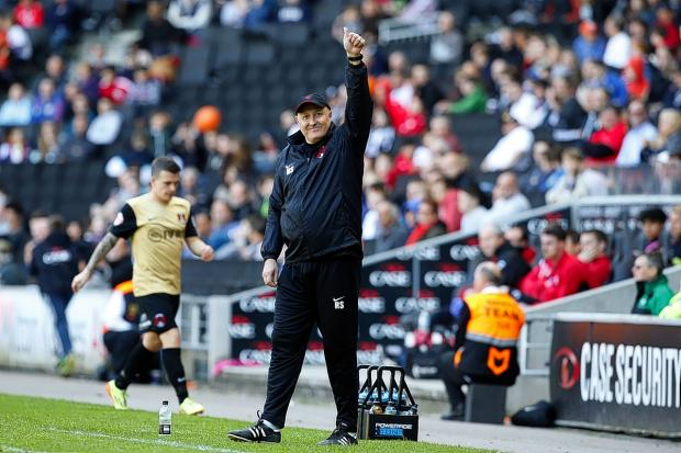 Russell Slade has moved quickly to replace Jamie Jones: Simon O'Connor