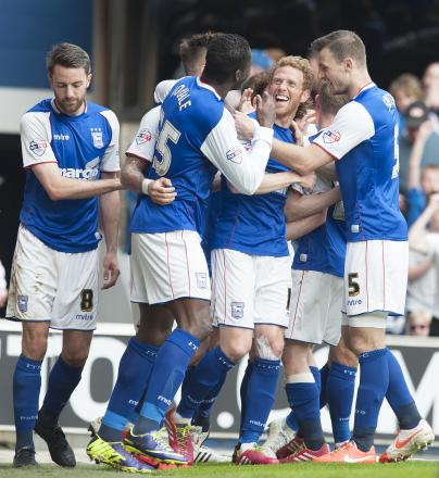 Championship side Ipswich will provide pre-season opposition for West Ham. Picture: Action Images