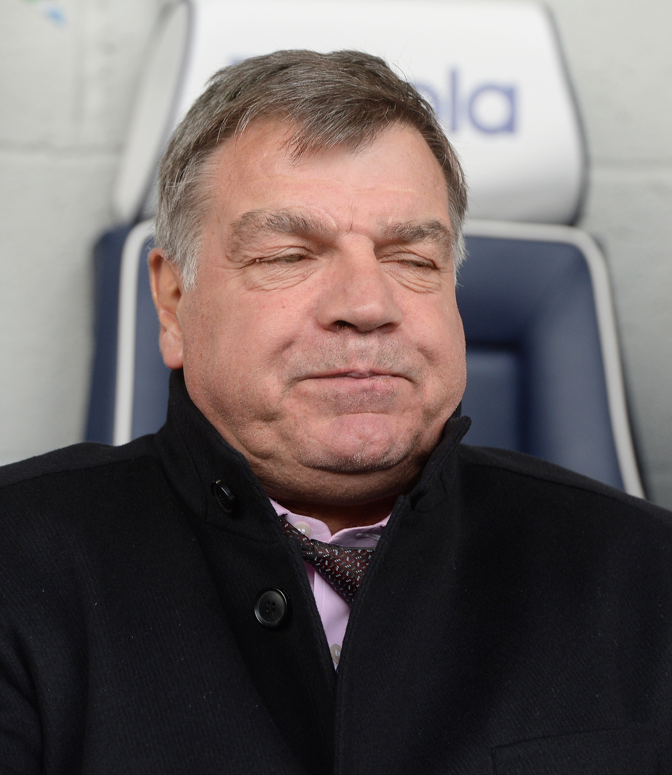 Sam Allardyce will be sacked at the end of the season, according to reports. Picture: Action Images