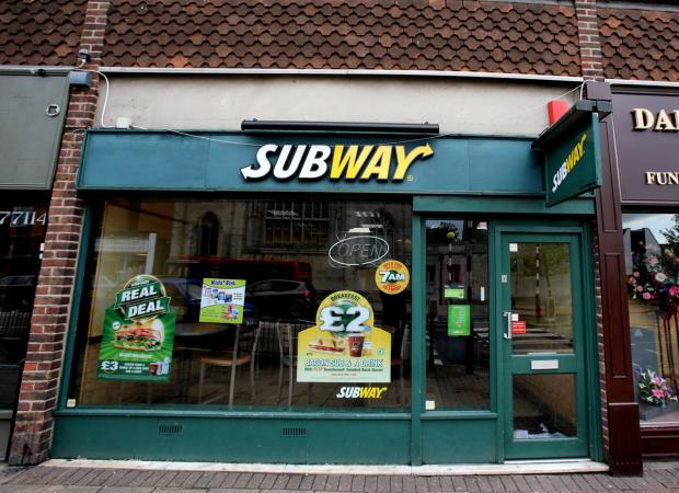 Subway in Epping has closed but may reopen in June