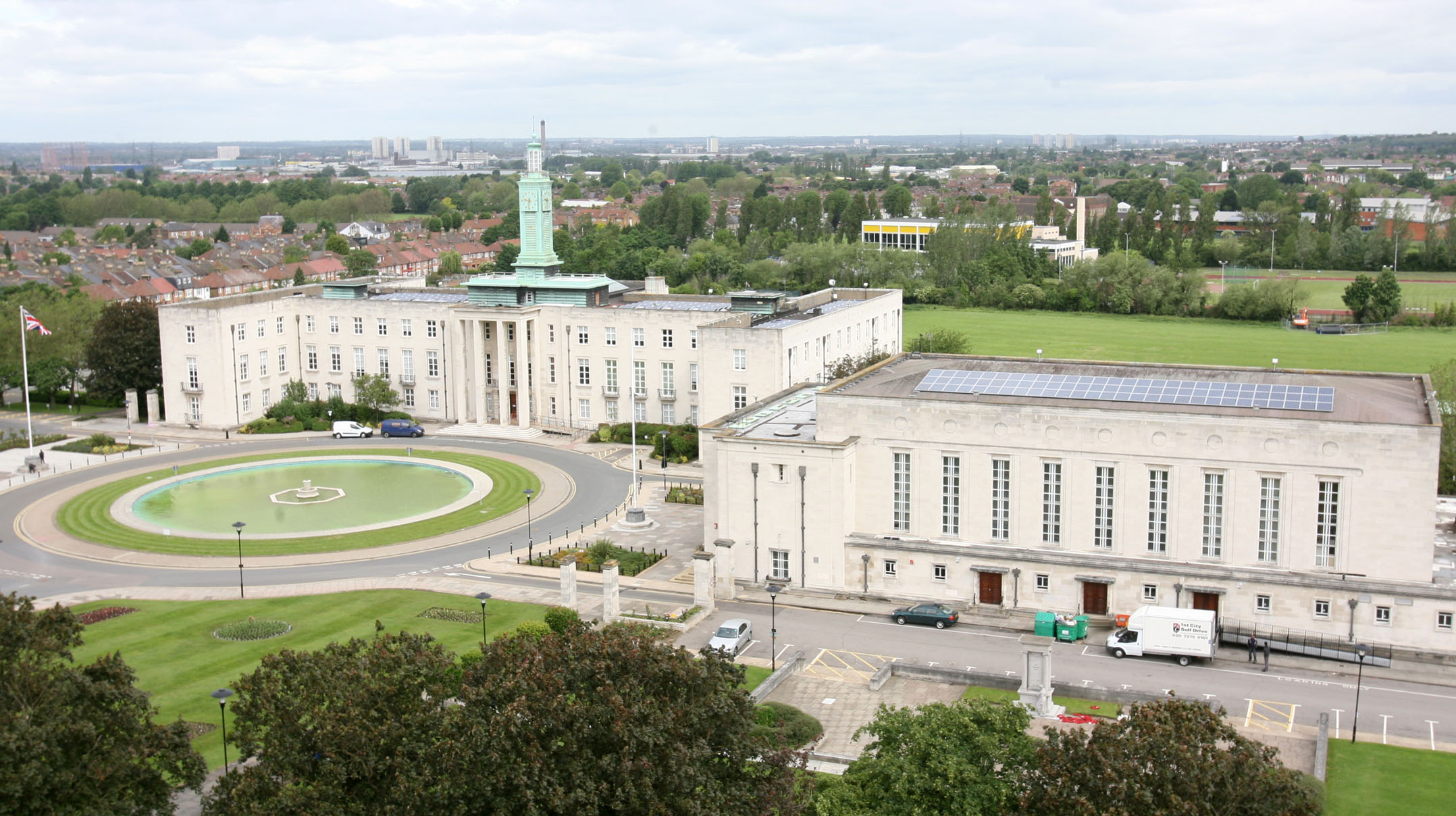 Planning applications submitted for Waltham Forest