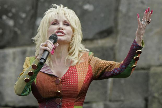 Dolly Parton is coming to the 02