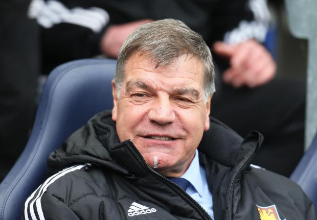 Sam Allardyce will be allowed to begin his fourth season in charge at Upton Park. Picture: Action Images