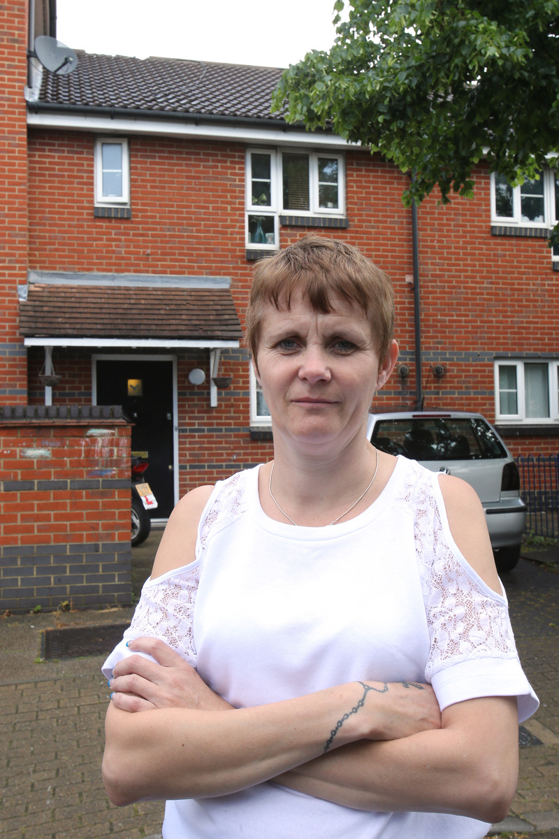 Mother's anger over five month roof repair delay