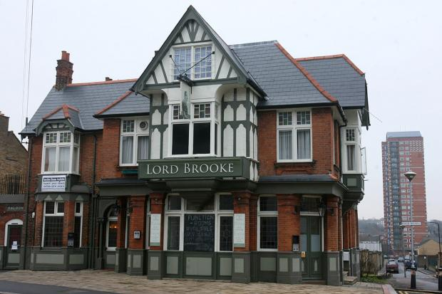 The Lord Brooke in Shernhall Street has lost its licence to sell alcohol