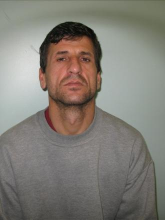 Constantin-Tiberiu Gheorge has been jailed for eight  years