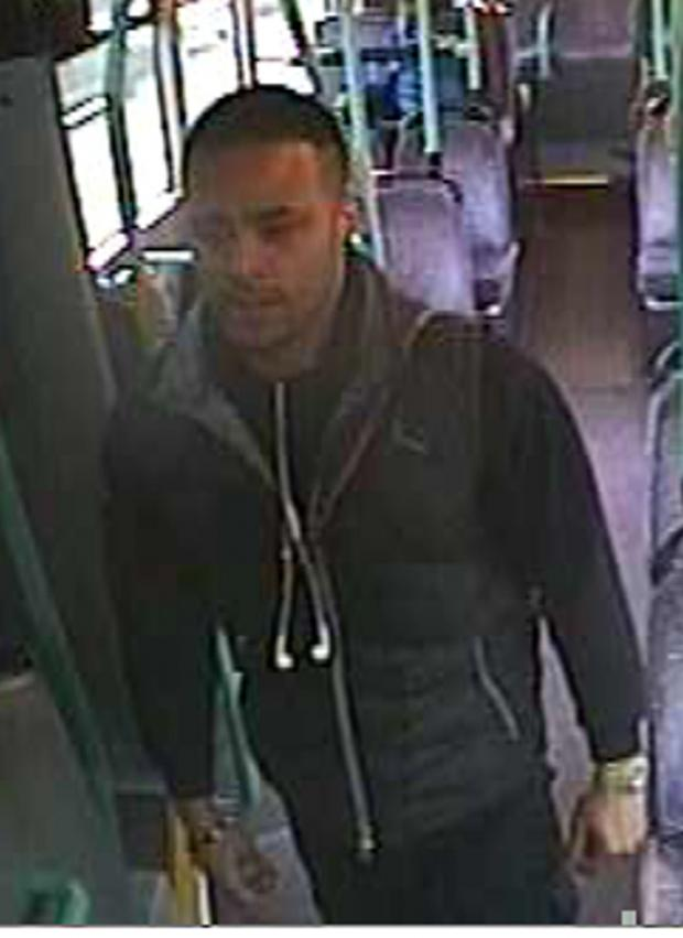 East London and West Essex Guardian Series: This man is wanted in connection with an assault