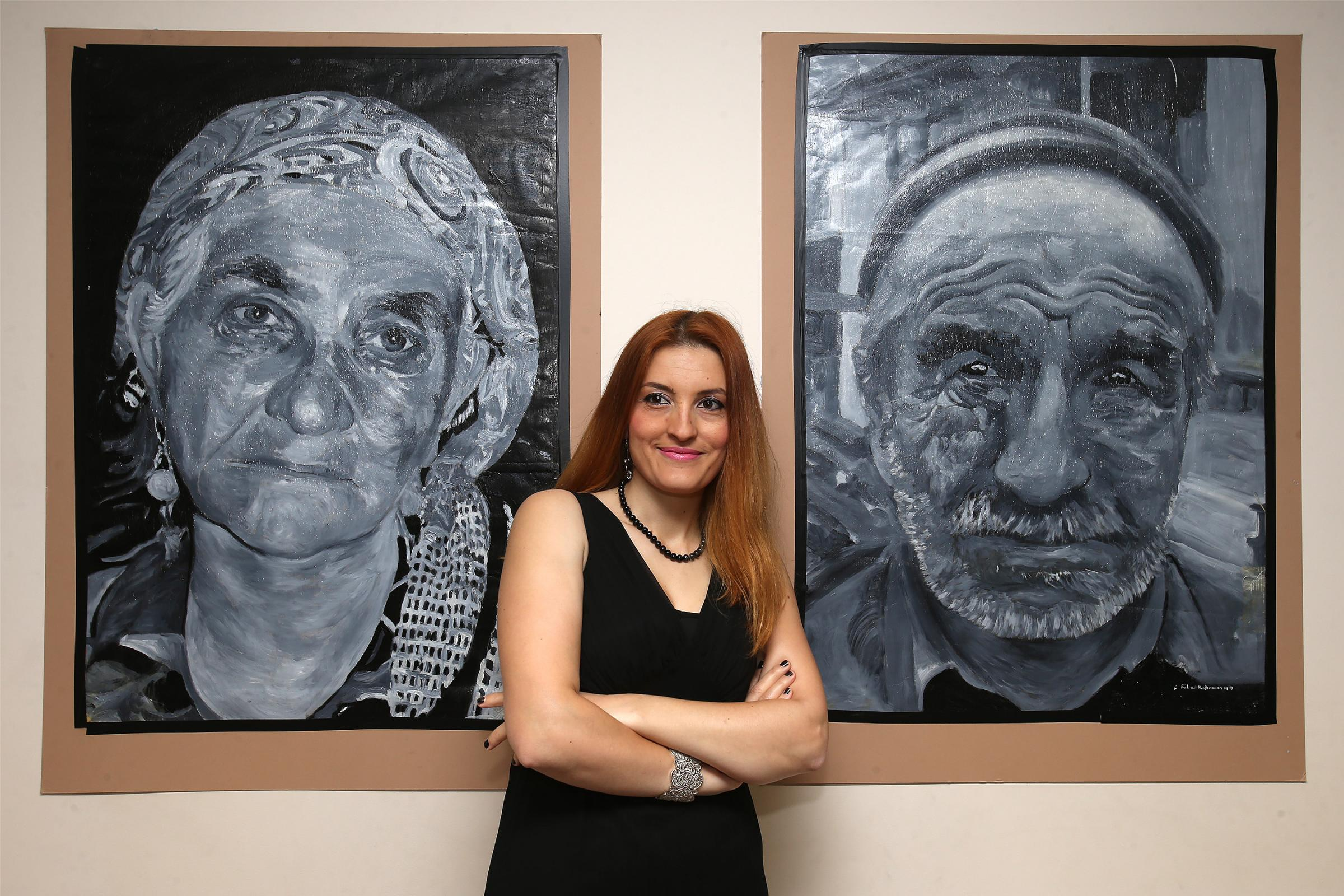 Exhibition highlights Turkish mining disaster