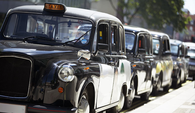Taxi drivers to protest over popular use of smartphone app