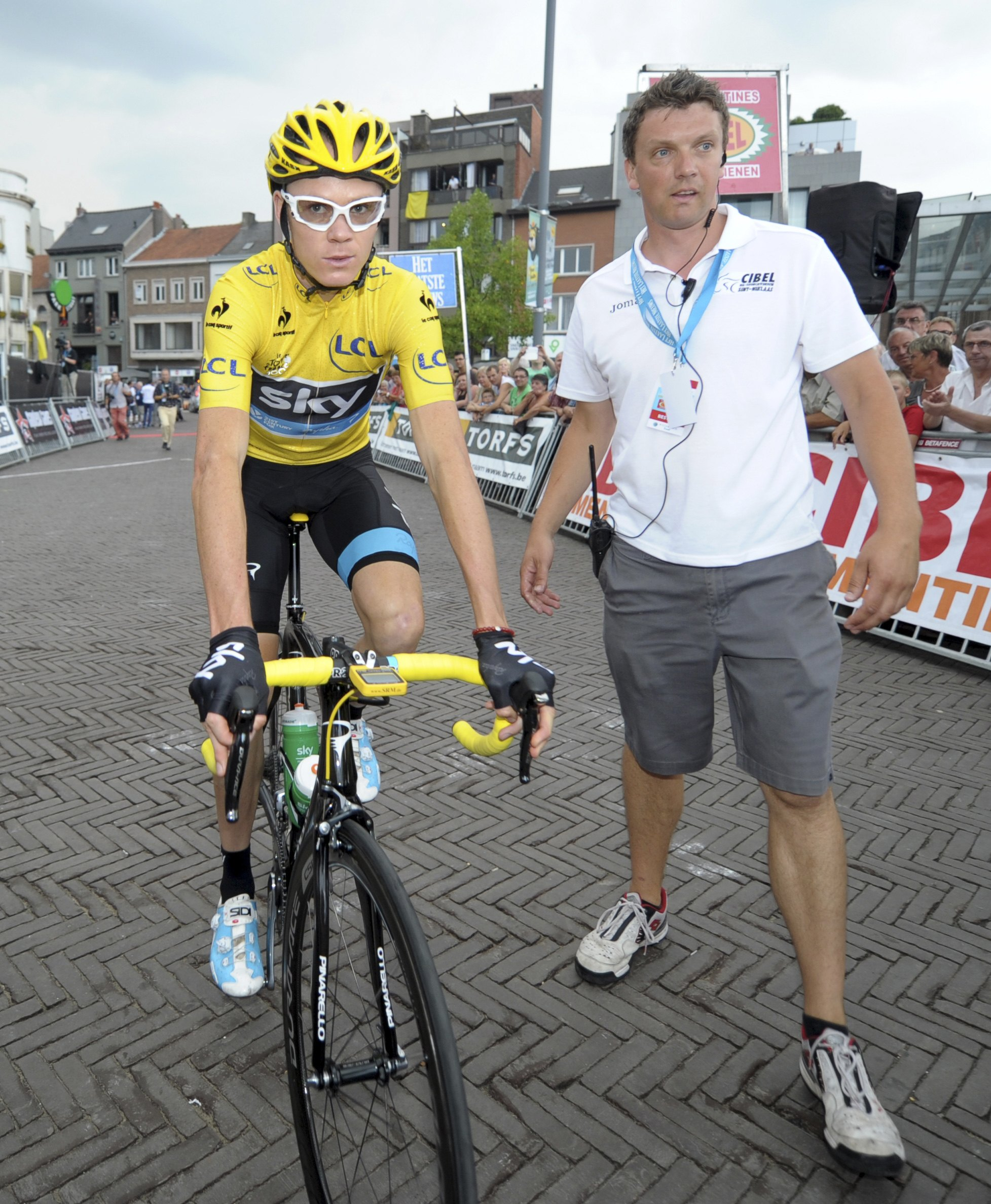 Chris Froome finished 12th at the Criterium du Dauphine. Picture: Action Images