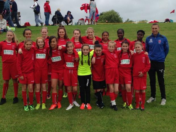 LOASS teams halted in semi-finals of Leicester City Ladies Invitational Tournament