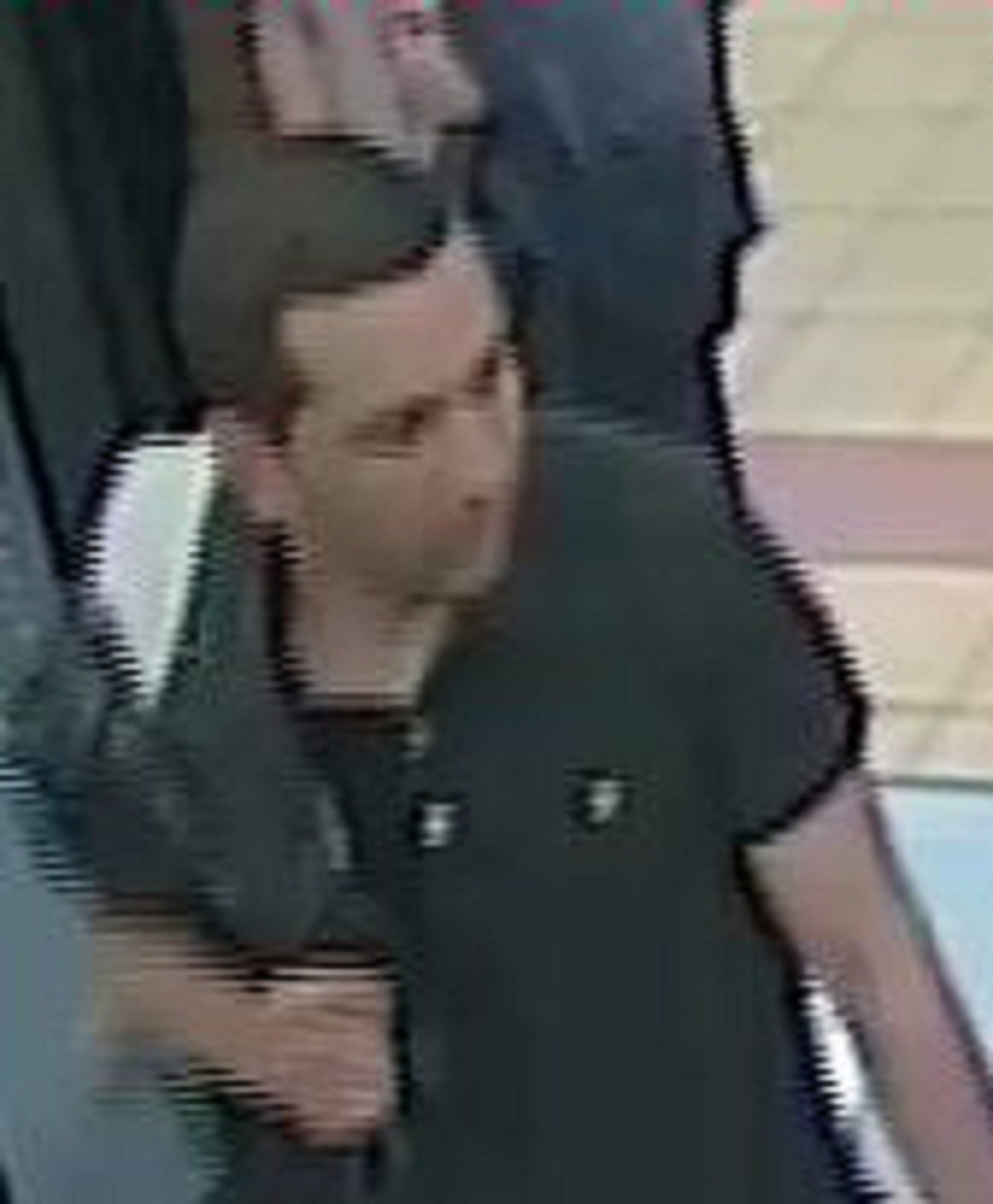Men sought over World Cup football shirts theft