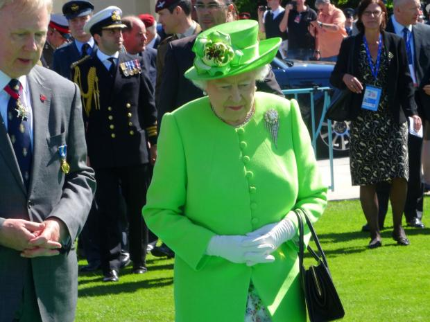 The Queen has referred the issue to Eric Pickles