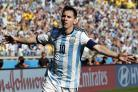 Magic Messi sends Argentina through to knockout stages