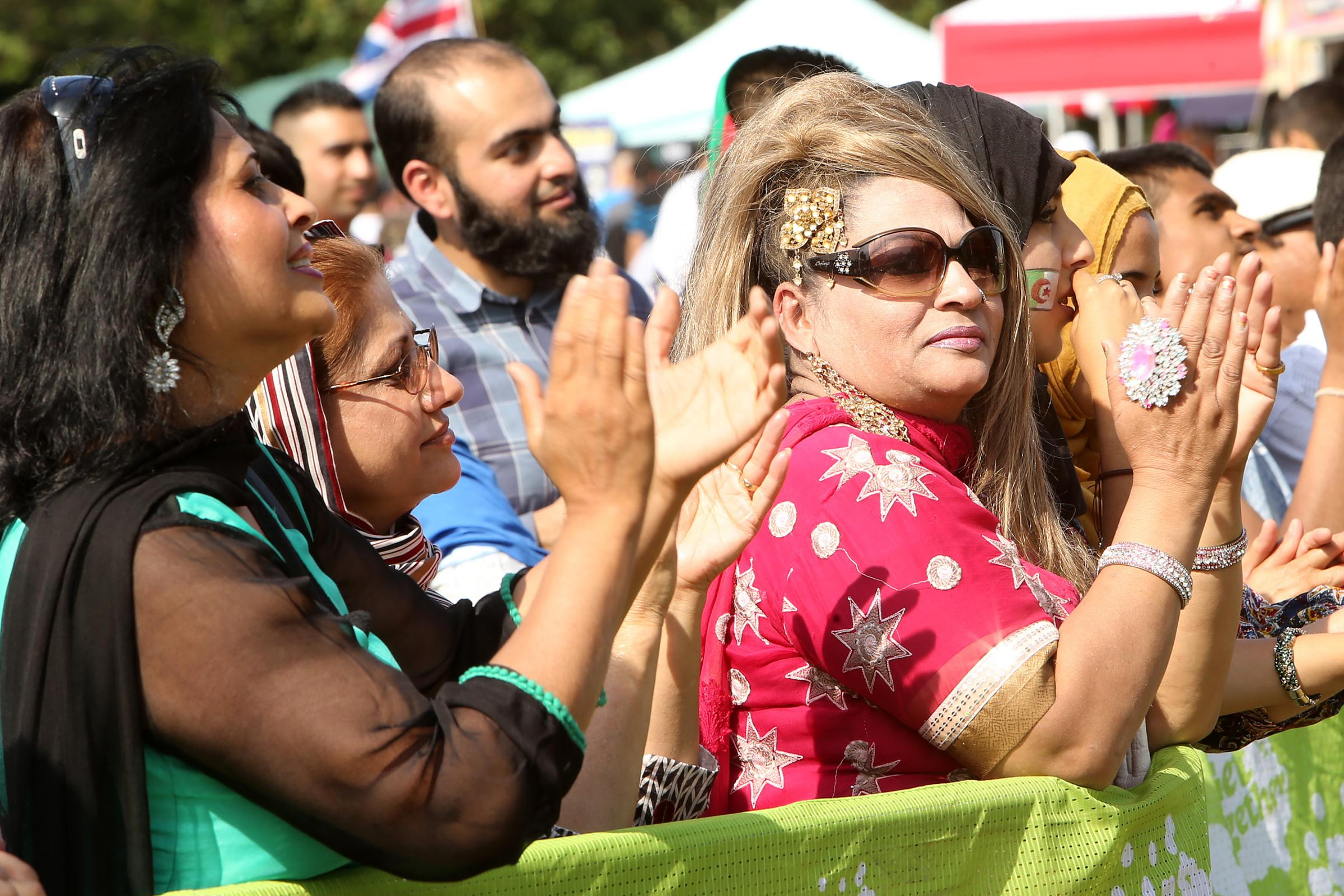Festival celebrating Asian culture attracts huge crowds