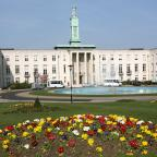 East London and West Essex Guardian Series: Tolga Ulasan rescued the boy from the fountain at Waltham Forest town hall