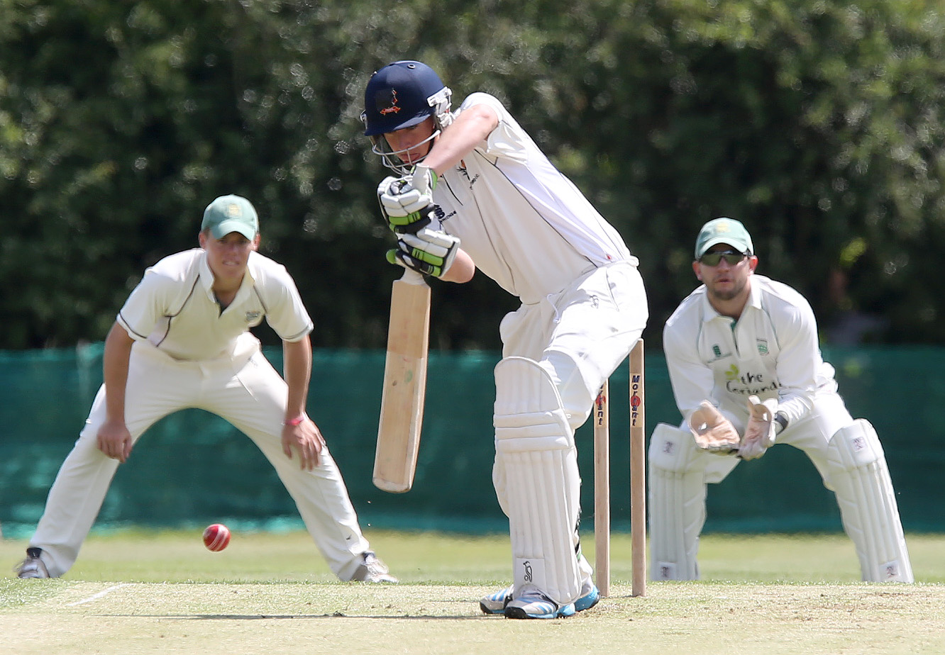 Chingford and Chelmsford go head-to-head. Picture: Mark Soanes