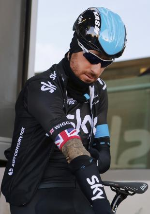 Sir Bradley Wiggins. Picture: Action Images