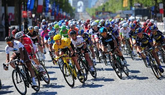 The Tour de France will come through Epping Forest next Monday