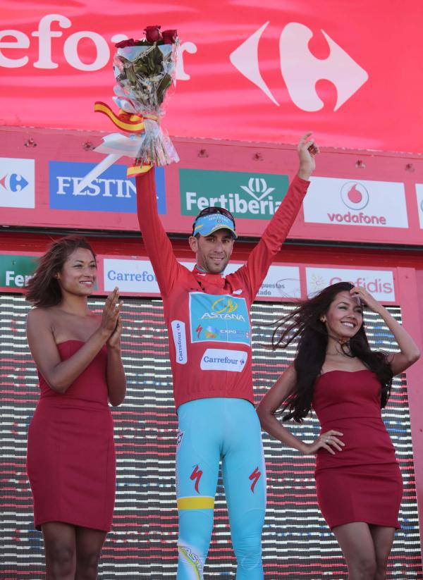 Vincenzo Nibali. Picture: Act