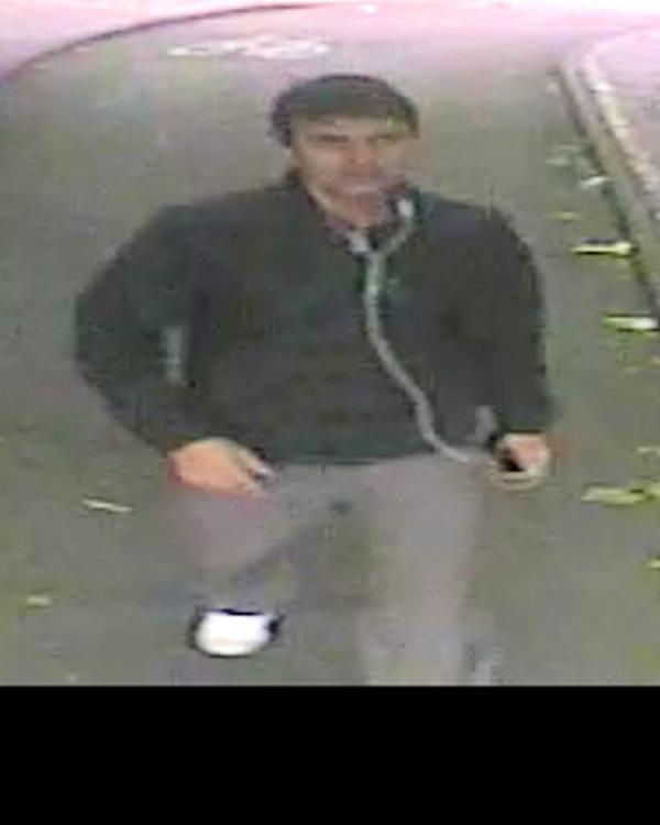 Police are looking to trace this man