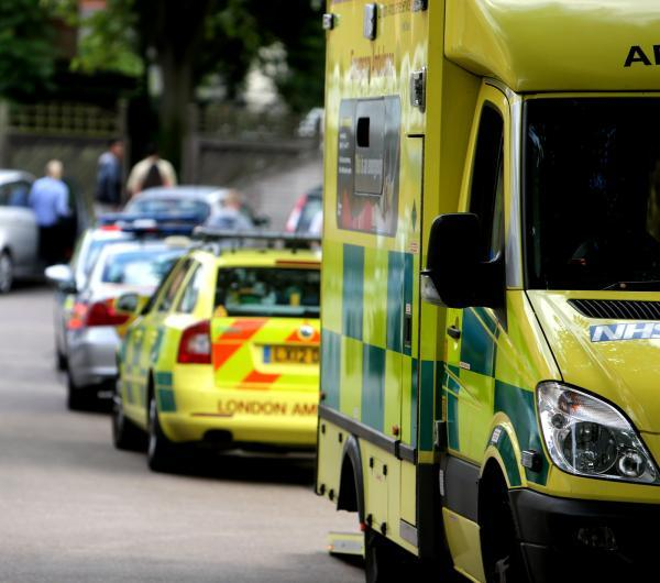 Ambulance staff in 'frightening' attacks