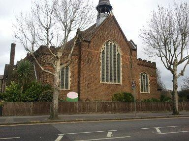 Plans to refurbish church put to the public