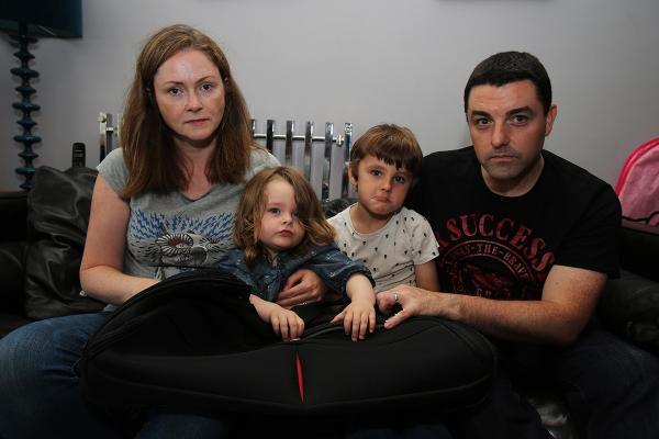 Passport crisis threatens family's holiday