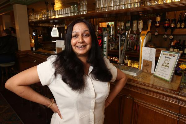 Landlady Rita Achyara has called for the pub to be listed