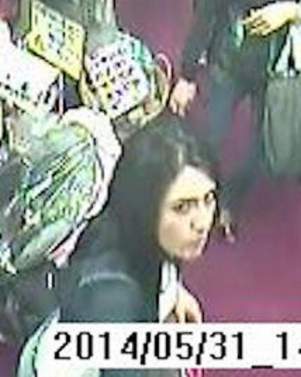 Suspects sought over handbag theft