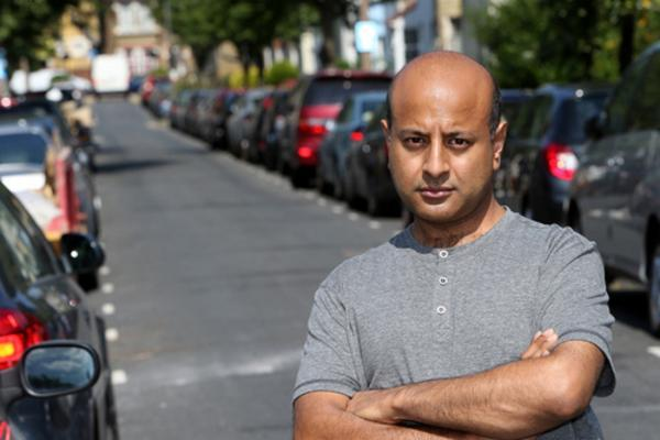 Yunus Patel is one of many who is seeking a solution to parking problems