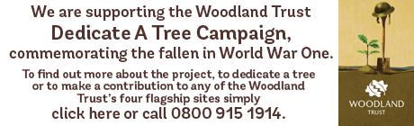East London and West Essex Guardian Series: Woodland Trust