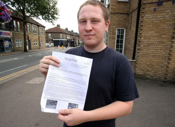Council overturn parking fine to care worker