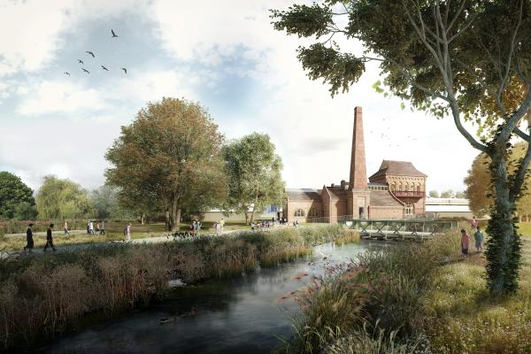 £4.4m funding approved for Walthamstow Wetlands
