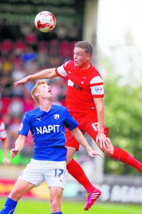 Shane Lowry could feature for Orient at Plymouth tonight: Simon O'Connor