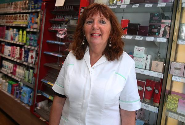 Linda Lawrence has been helping the Walthamstow community for 40 years