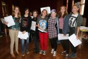 Wanstead High School students improved on their results from last year.