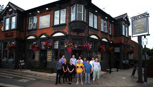 Century-old pub transformed under new ownership