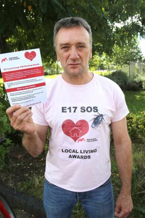 Speaking Out: Ray Yates on housing in Waltham Forest