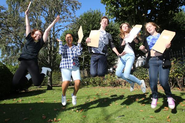 School tops last year's results despite exam changes