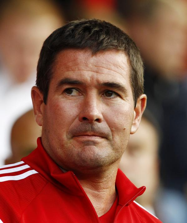 Sheffield United manager Nigel Clough. Picture: Action Images