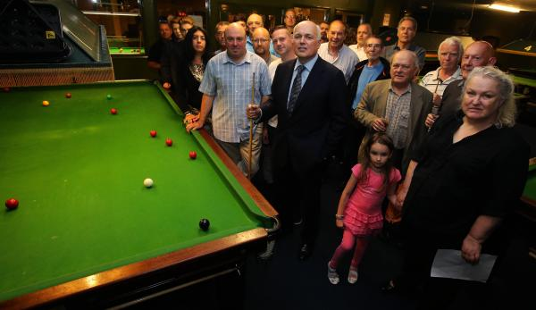 Snooker club fails to fight off eviction