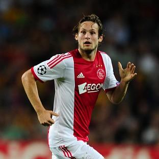 Ajax want to keep Manchester United-linked D