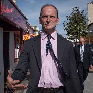 Douglas Carswell's decision to join Nigel Farage's party and trigger a by-