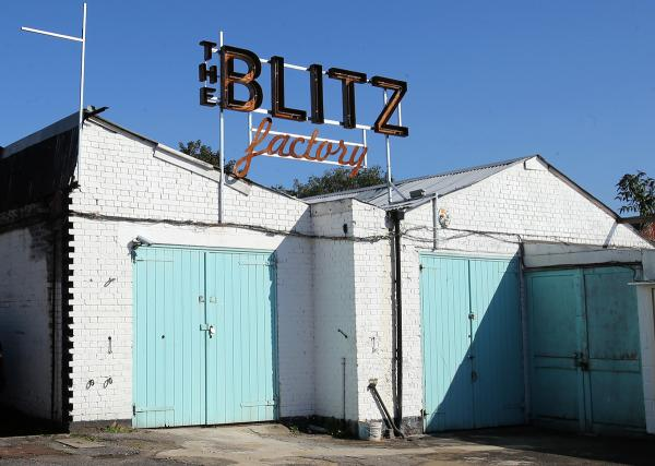 People living near the proposed venue for The Blitz Factory, on the Ravenswood Industrial Estate in Walthamstow, fear disruption if a late license is granted.